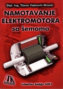 Namotavanje elektromotora sa šemama