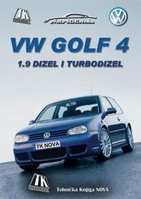 VW GOLF 4 1.9 dizel i turbodizel