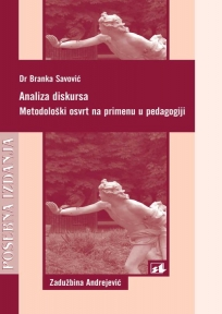 Analiza diskursa - Metodološki osvrt na primenu u pedagogiji