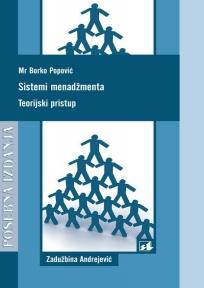Sistemi menadžmenta - teorijski pristup