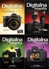 Komplet: Digitalna fotografija 1,2,3,4