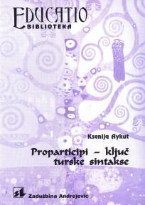 Proparticipi - ključ turske sintakse