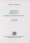 Minima moralia - refleksije iz oštećenog života