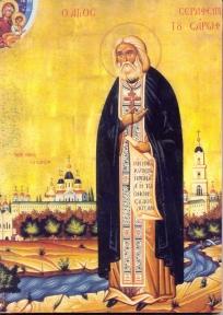 Sveti Serafim Sarovski