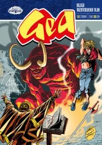 Gea 12 - Knjiga razotkrivenih tajni