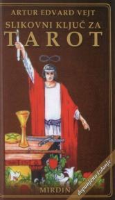 Slikovni ključ zа tаrot - knjigа + špil kаrаtа