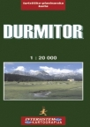 Durmitor - turističko-planinarska karta