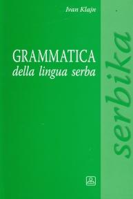 Gramatika srpskog jezika na italijanskom