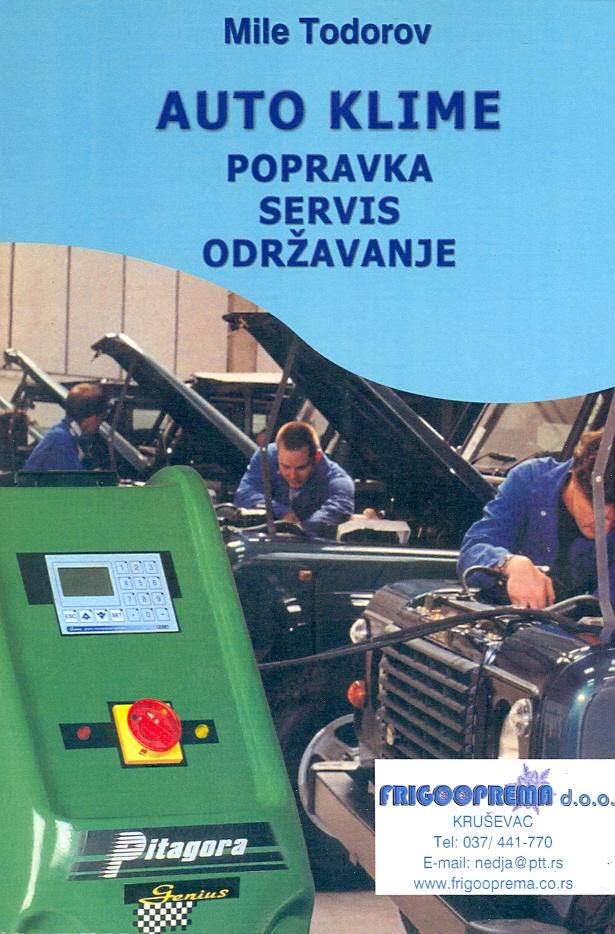 Auto klime, popravka, servis, održavanje