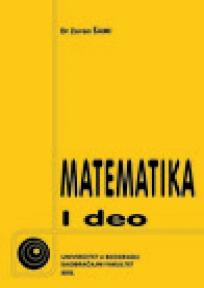 Matematika - 1.deo