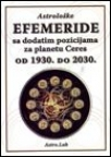 Astrološke efemeride od 1930-e do 2030-e - II dopunjeno izd.