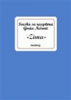 Sveska sa receptima Gorice Nešović - Zima