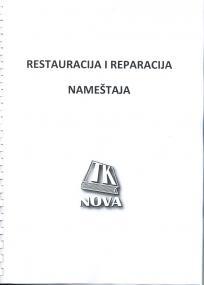 Restauracija i reparacija nameštaja