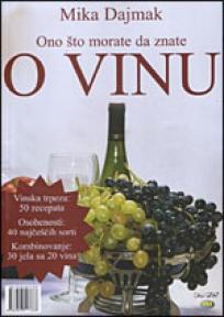 Ono što treba da znate o vinu