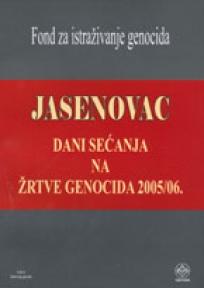 Jasenovac - dani sećanja na žrtve genocida