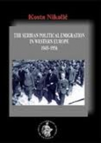 The Serbian Political Emigration in Western Europe 1945-1956