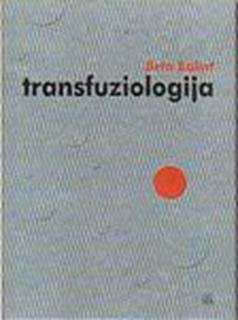 Transfuziologija