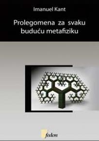 Prolegomena za svaku buduću metafiziku
