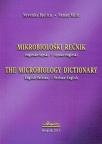 Mikrobiološki rečnik (englesko - srpski, srpsko - engleski)