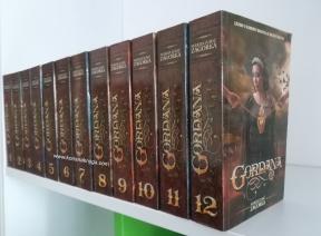 Gordana (komplet od 12 knjiga)