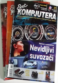 Časopis Svet kompjutera