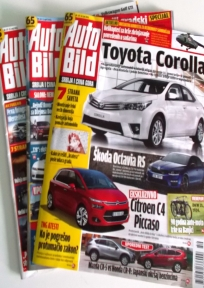 Časopis Auto Bild