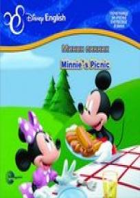 "Disney English početnice - Minin piknik / Minnie""s Picnic"