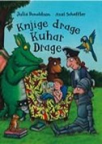 Knjige drage kuhar Drage