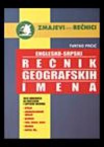Englesko-srpski rečnik geografskih imena
