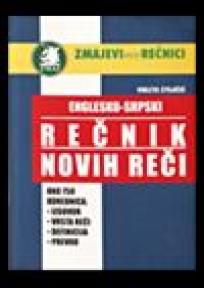 Englesko-srpski rečnik novih reči