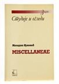 Miscellaneae
