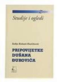 Pripovjetke Dušana Đurovića