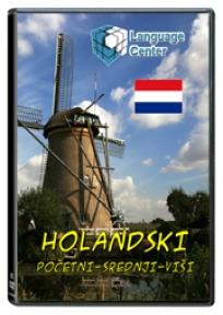 Kurs holandskog jezika na 3 cd-a za samostalno učenje