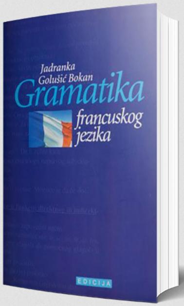Gramatika francuskog jezika