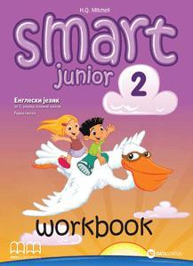 Smart Junior 2, engleski jezik za drugi razred osnovne škole, radna sveska