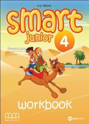 Smart Junior 4, engleski jezik za četvrti razred osnovne škole, radna sveska