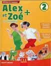 Alex et Zoe et compagnie 2, francuski za treći razred osnovne škole, udžbenik