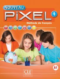 Nouveau Pixel 1 - udžbenik za 5. razred osnovne škole