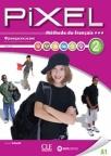 Pixel 2, udžbenik za francuski jezik za šesti razred