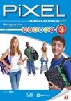 Pixel 3, francuski jezik za 7. razred osnovne škole, udžbenik