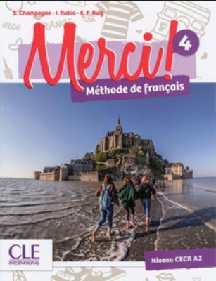 Pixel 4, francuski jezik za 8. razred osnovne škole, udžbenik