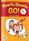 Ready, Steady, Go! : activity book