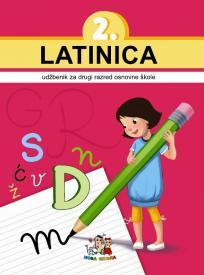 Latinica 2, udžbenik