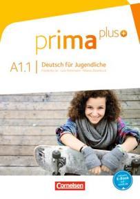 Prima 1, nemački jezik za peti razred, udžbenik