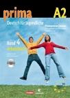 Prima 4, nemački jezik za 8. razred osnovne škole, radna sveska