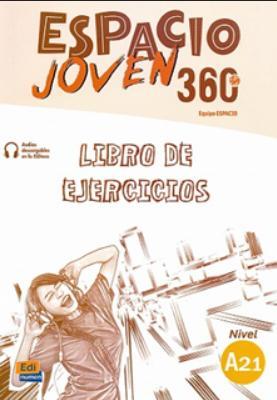 Espacio Joven A2.1, španski jezik za 6. razred osnovne škole, radna sveska