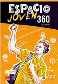 Espacio Joven A2.2, španski jezik za 7. i 8. razred osnovne škole, udžbenik