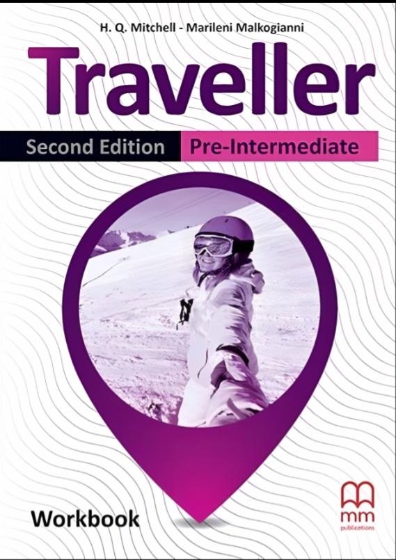 Traveller pre-intermediate, engleski jezik za 1. raz gimn i sr stručne šk - radna sveska