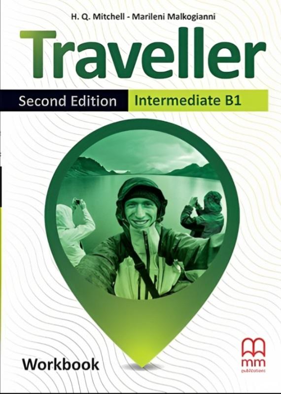 Traveller intermediate B1, engleski jezik, radna sveska