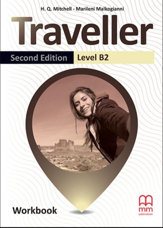Traveller B2, engleski jezik za 4. razred gimnazije, radna sveska